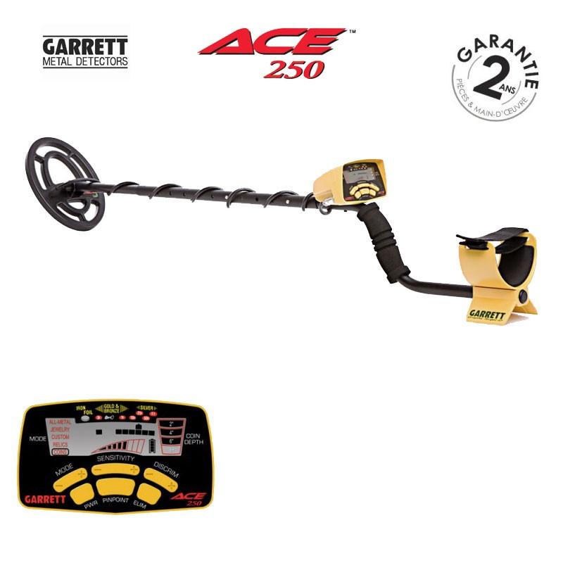 Protège disque de détecteur de métaux Garrett Ace 150 250 et 200i