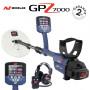 Détecteur Minelab GPZ 7000