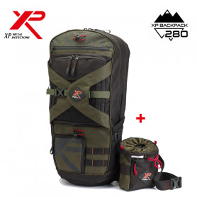 Sac à dos XP Backpack 280 + sacoche à trouvailles Finds Pouch