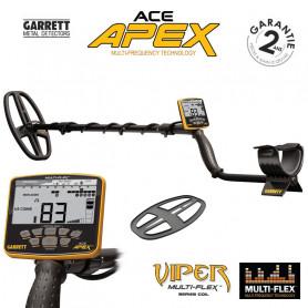 Détecteur de métaux Garrett Ace Apex