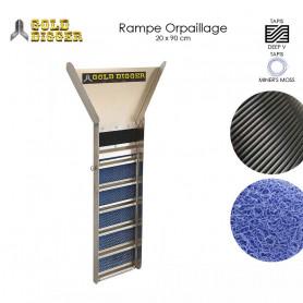 Rampe d'orpaillage Miner's Moss JL Gold Digger
