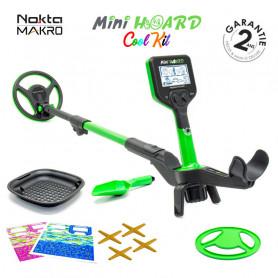 Détecteur Nokta Makro Mini Hoard Cool Kit