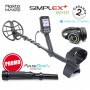 Nokta Makro Simplex+ WHP avec Pointer Pulse Dive