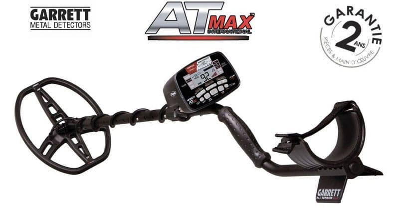 Le détecteur AT Max