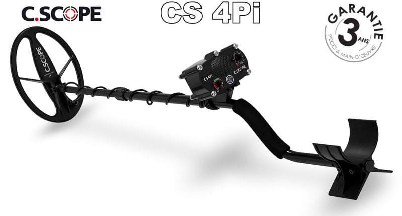 Le détecteur CS 4PI