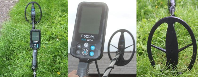 CSCOPE EVO 6000 en images