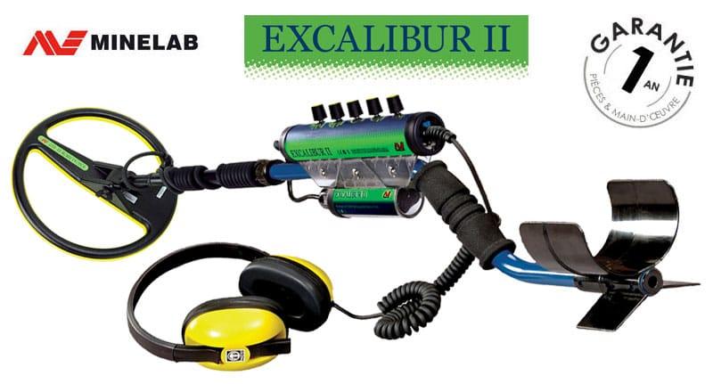 Le détecteur Excalibur II