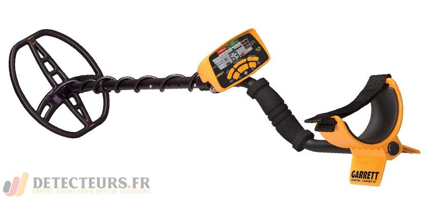 Le détecteur Garrett ACE 400i, super rapport qualité/prix