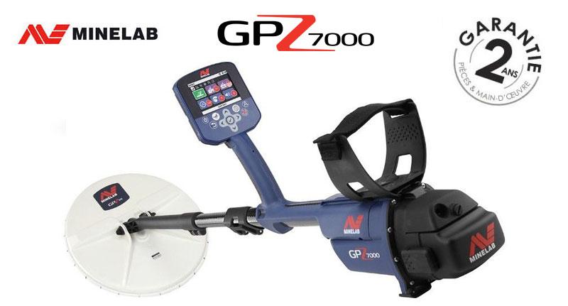 Le détecteur GPZ 7000