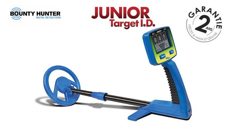 Le détecteur Junior Target TID