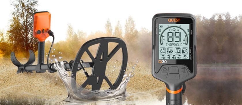 Quest Q30 détecteur étanche