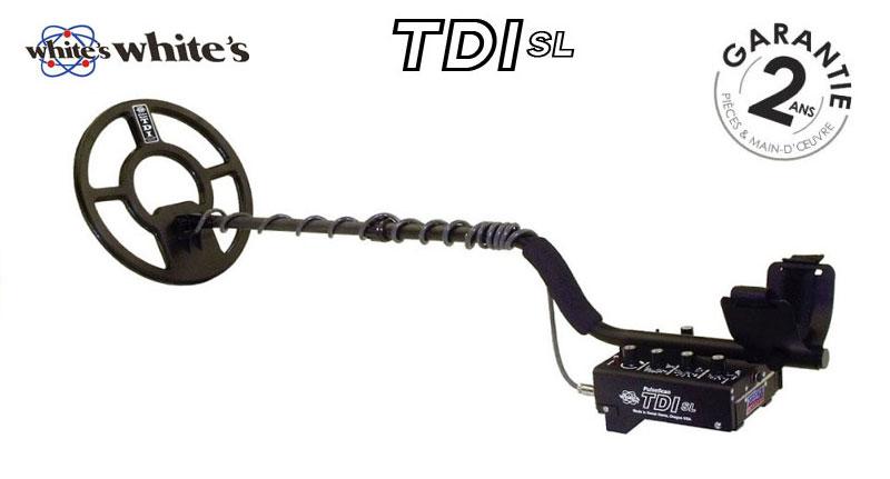 Le détecteur TDI SL