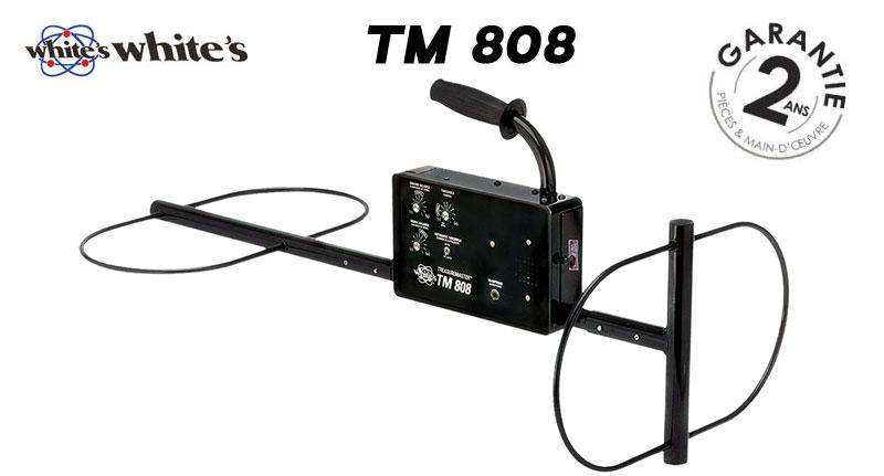 Le détecteur TM 808