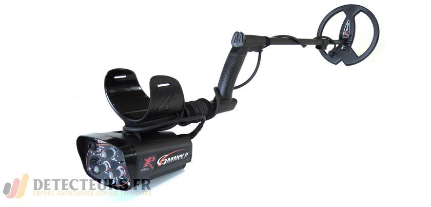 Le détecteur XP Gmaxx II