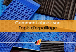 Comment choisir son tapis d'orpaillage ?